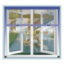 Roller mosquito nets for windows