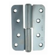 ABLOY hinge N 7048-115 Silver right